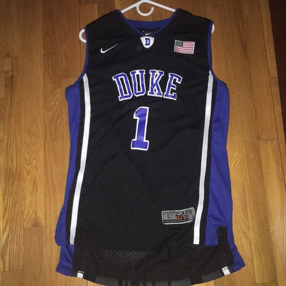 watch 70c55 2fecb Authentic Nike Duke Kyrie Irving Jersey